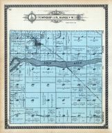 Township 15 N., Range 9 W, Cushing, Howard County 1917
