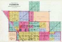 Fairbury - North, Jefferson County 1900