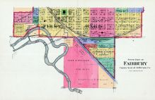 Fairbury - South, Jefferson County 1900