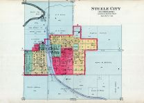 Steele City, Jefferson County 1900