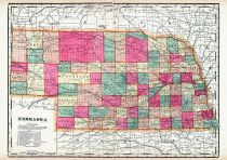 State Map, Johnson County 1900