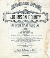 Title Page, Johnson County 1900