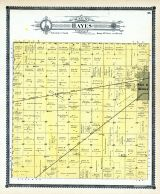 Hayes Township, Kearney County 1905