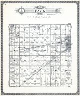 Hayes Township, Kearney County 1923
