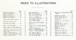 Index to Illustrations, Kearney County 1923