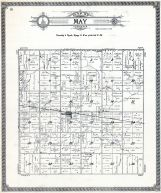 May Township, Kearney County 1923
