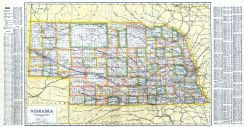 State Map, Kearney County 1923