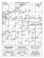 Lincoln Township 2, Kearney County 1951
