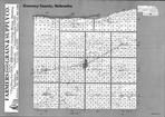 Index Map, Kearney County 1993