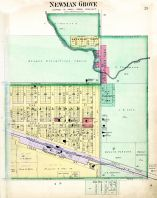 Newman Grove, Madison County 1899