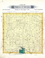 Shell Creek, Madison County 1899