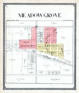 Meadow Grove, Madison County 1918