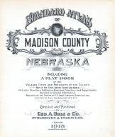 Title Page, Madison County 1918
