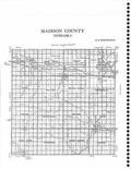 Index Map, Madison County 2006 - 2007