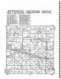 Jefferson, Meadow Grove T24N-R4W, Madison County 2006 - 2007