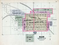 Blair County, Nebraska State Atlas 1885