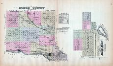 Dodge County, North Bend, Nebraska State Atlas 1885