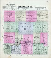 Franklin County, Nebraska State Atlas 1885