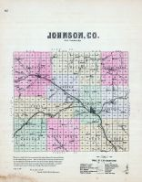 Johnson County, Nebraska State Atlas 1885