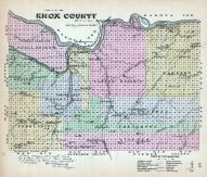 Knox County, Nebraska State Atlas 1885