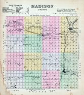 Madison County, Nebraska State Atlas 1885