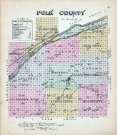Polk County, Nebraska State Atlas 1885