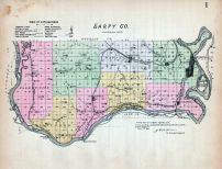Sarpy County, Nebraska State Atlas 1885