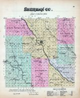 Sherman County, Nebraska State Atlas 1885