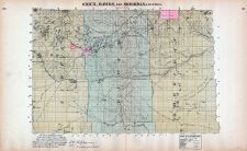 Sioux, Dawes and Sheridan Counties, Nebraska State Atlas 1885