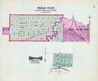 Table Rock, Burchard, Nebraska State Atlas 1885