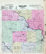 Valley County, Nebraska State Atlas 1885