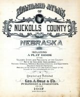 Title Page, Nuckolls County 1917