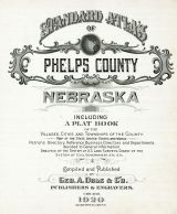 Title Page, Phelps County 1920
