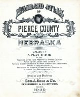 Title Page, Pierce County 1920