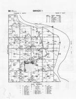 Baraba Township - East, Richardson County 1963