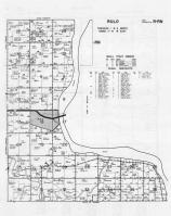 Rulo Township, Richardson County 1963