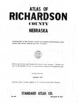 Richardson County 1963
