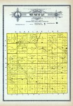 Clay Township - West, Sherman County 1920
