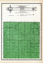 Scott Township, Sherman County 1920