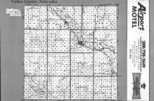 Index Map, Valley County 1992