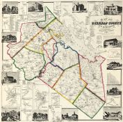 New Hampshire Antique Maps And Historical Atlases Historic Map Works - Maps of new hampshire