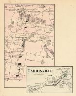 Harrisville Towmship, Pottersville, Dublin P.O., Cheshire County 1877