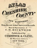 Title Page, Cheshire County 1877