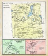 Barnstead, New Hampshire State Atlas 1892