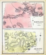 Bartlett, Albany, New Hampshire State Atlas 1892