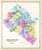 Belknap County, New Hampshire State Atlas 1892