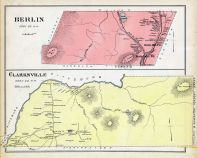 Berlin, Clarksville, New Hampshire State Atlas 1892