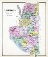 Carroll County, New Hampshire State Atlas 1892