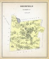 Deerfield, New Hampshire State Atlas 1892