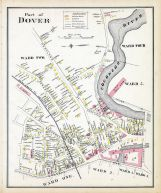 Dover - Ward 2, New Hampshire State Atlas 1892